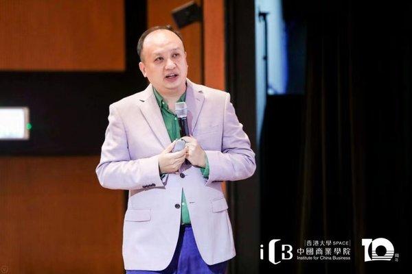 """马陈杰:以面向未来的创新,推动企业走出""""第二曲线"""""""