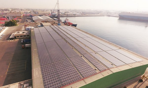 Huawei and Phanes Group Power the Largest Distributed Solar Project in the UAE