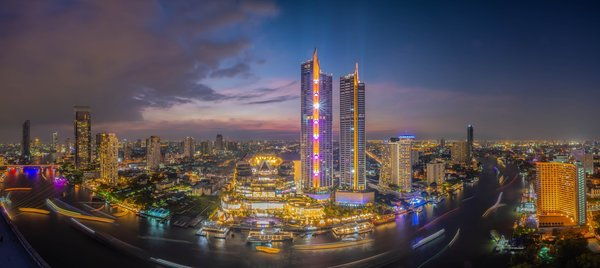 ICONSIAM sweeps four First Prizes at International Council of Shopping Centers' Asia Pacific awards programme