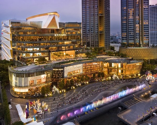 Thai national landmark 'ICONSIAM' marks first anniversary as game-changer destination, revitalising Bangkok's riverfront and Thonburi district