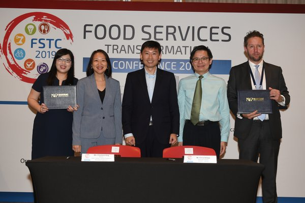 FHA signs MOU with Nanyang Polytechnic's Asian Culinary Institute Singapore to accelerate innovation in Singapore's food and beverage industry