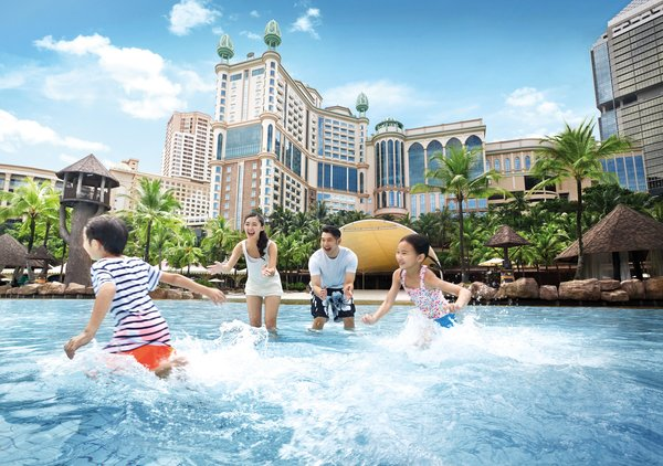 Sunway Hotels & Resorts' 11.11 Sale at 98% Off The First Night