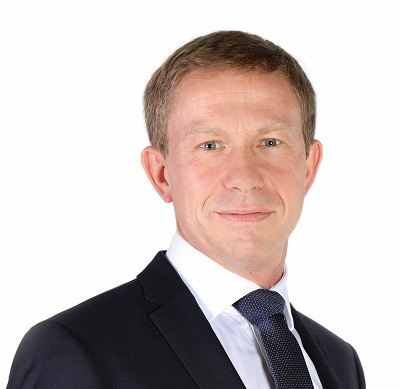 Romain Petit, Cotecna Chief Operating Officer