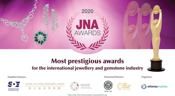 Most prestigious awards for the international jewellery and gemstone industry