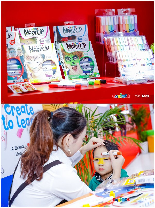 CARIOCA launches new product Mask UP at the 2nd CIIE