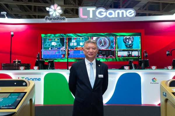 Paradise Entertainment Makes a Glamorous Appearance at Macau Gaming Show 2019 Driving Innovation and Technology to the Electronic Gaming Industry