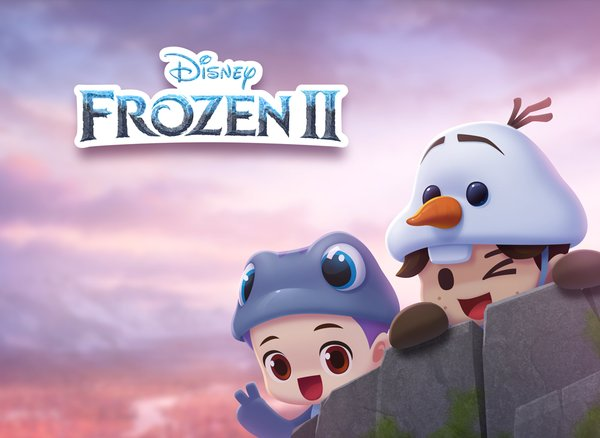 Mobile puzzle game 'Disney Pop Town' has launched new contents with 'Frozen 2' IP