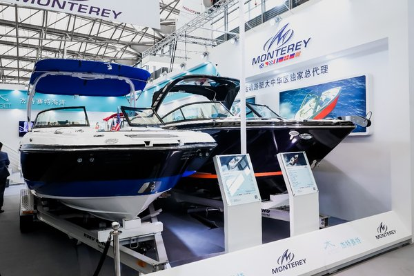 JETSET sold the boat at CIBS2018