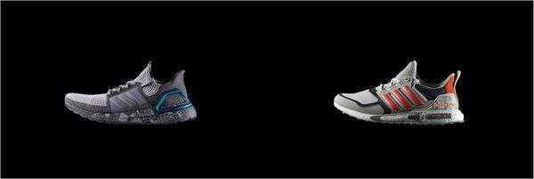 UltraBOOST 星球大战主题系列跑鞋建议零售价:1,199元/1,499元