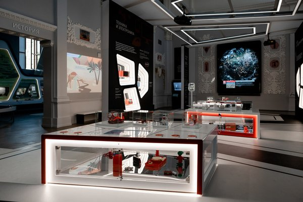 Absen LED Enhances Visitor Experience at Russian Oil Exposition