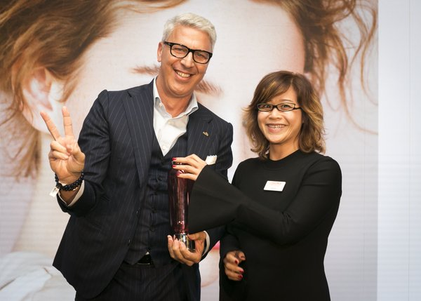 COSMOPACK及COSMOPROF ASIA专业大奖