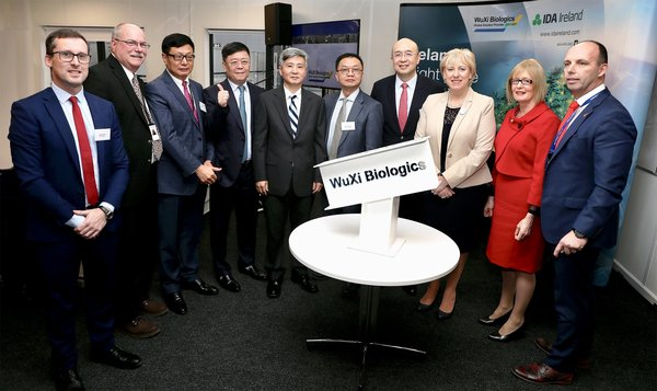 WuXi Vaccines to Build a $240 Million Manufacturing Facility in Ireland