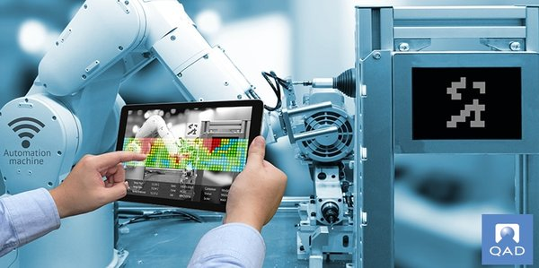QAD Advanced Technology Program Enables Rapid Identification and Adoption of Industry 4.0 Technologies for Manufacturers