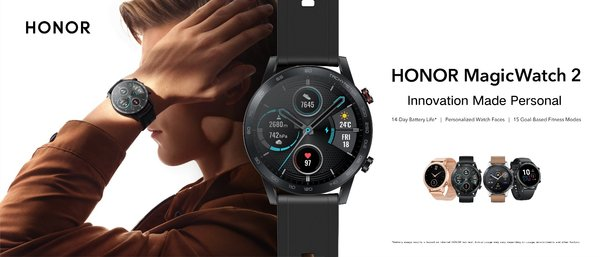 HONOR MagicWatch 2 Terbaru