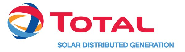 Total Solar Distributed Generation Logo