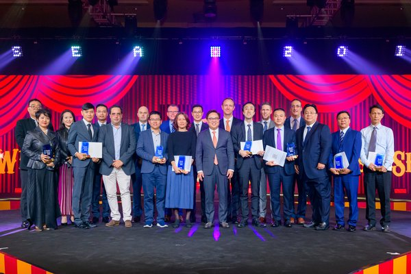 Sands China Honours Outstanding Suppliers at Seventh Annual Sands Supplier Excellence Awards