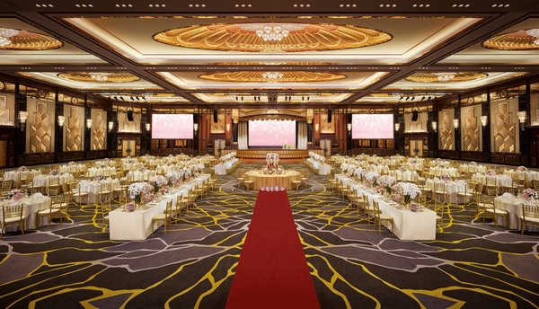 Where a Timeless Celebration Meets Modern Grandeur Weddings at Sunway Resort Hotel & Spa, Kuala Lumpur, Malaysia