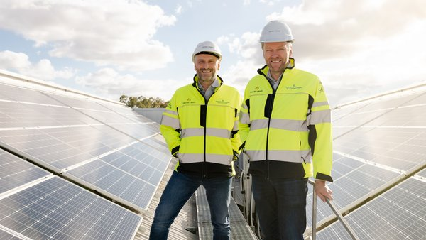 Pernod Ricard Winemakers: First Large Australian Wine Company to Achieve 100 Percent Renewable Electricity