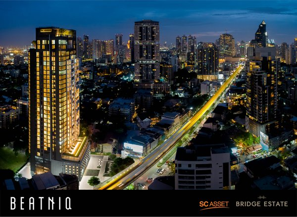 BEATNIQ SUKHUMVIT 32 by SC Asset Ready to Offer Modern Vibe of Bangkok