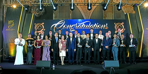 Twenty Outstanding Philippines' Entrepreneurs and Organisations Honored at the Asia Pacific Entrepreneurship Awards 2019
