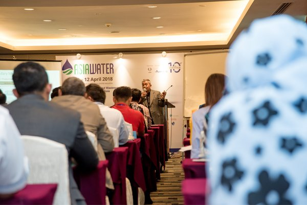 Seminars and Conferences held during Asia Water 2018