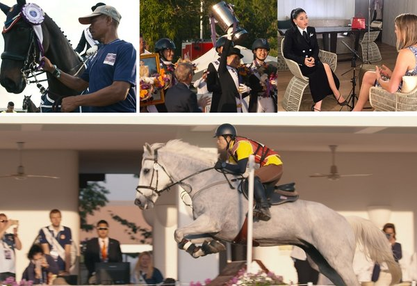 CNN Equestrian: Asian Championships
