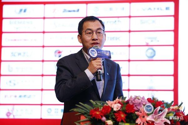 TUV南德李太伟先生发表主题演讲