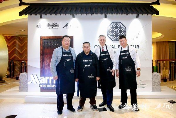 上海淳大万丽酒店携手杭州私厨团队探秘杭帮原味美馔