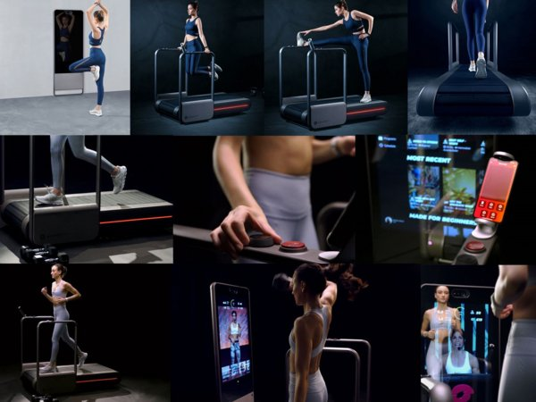 Designed for the New Decade, the All-New Amazfit HomeStudio Brings the Future of Immersive Fitness Training to Your Home