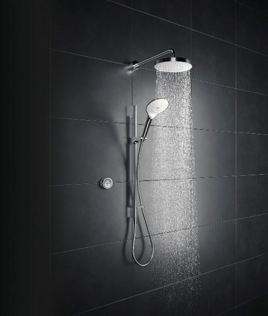 科勒DTV智雨淋浴系统