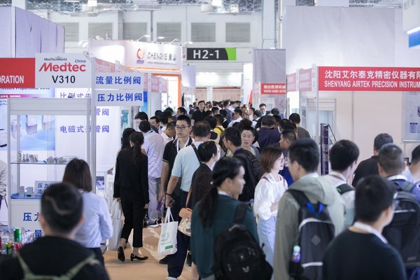 Skyrocketing growth tipped for China Medical industry over next 5 years; Medtec China 2020 upgrades to two halls to meet market needs
