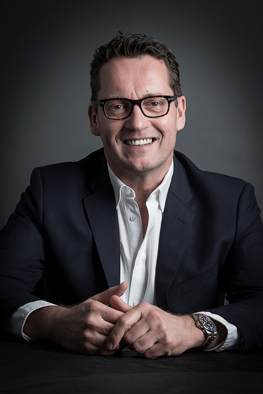 Bart Buiring, Chief Sales and Marketing Officer of Marriott International Asia Pacific