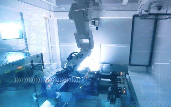 强生医疗器材苏州工厂自动化机械加工