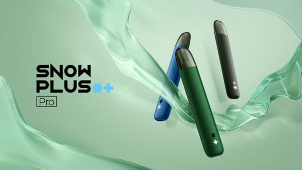 SNOWPLUS Pro leverages technologies at the vanguard of the vape industry to bring customers an unparalleled experience