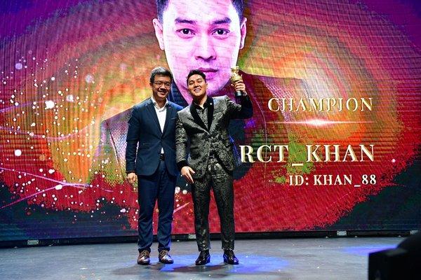 Indonesian Broadcaster Bags Top Global Champion in Global Live Streaming App, Bigo Live Awards Gala 2020