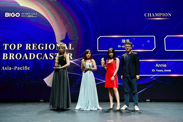 Choosing Bigo Live Over Other Apps was the right choice for Taiwanese Broadcaster