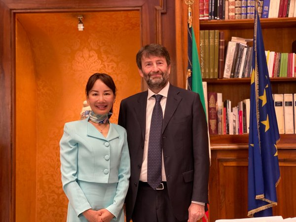Trip.com Group CEO meets with Italian Minister for Culture and Tourism