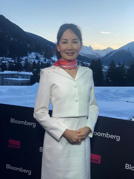 Trip.com Group CEO talks sustainable travel at World Economic Forum