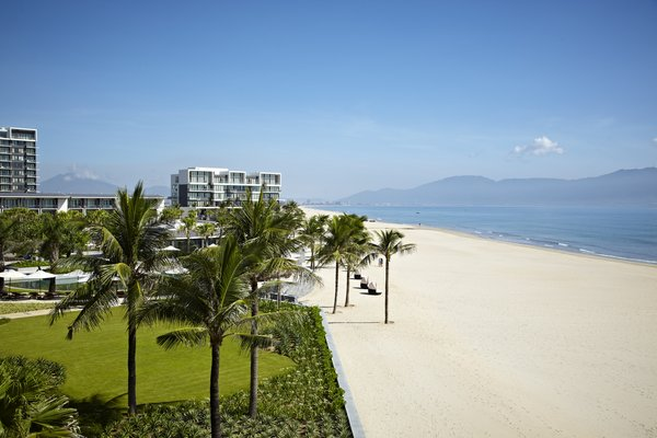 Hyatt Regency Danang Resort and Spa situated on a tranquil stretch of white sandy Non Nuoc beach, at the gateway to the vibrant city of Danang, Hyatt Regency Danang Resort and Spa is an ideal base to explore the exotic charms of Central Vietnam no matter the occasion, from meetings and events to memorable family vacations. It is just a few steps from Marble Mountain, within the proximity of three UNESCO World Heritage Sites: the Imperial City of Hue, the old town of Hoi An, and My Son.