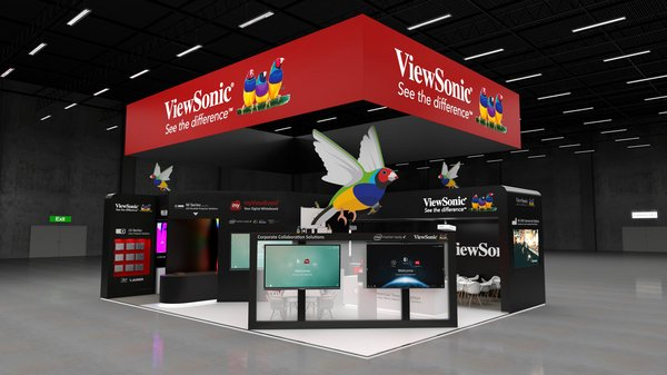 ViewSonic to Demonstrate Latest Visual Solutions for Wireless Presentation and Collaboration at ISE 2020