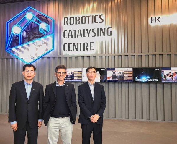 助力科学园孵化AI创新中心,TUV南德提供机器人全球市场合规认证讲座