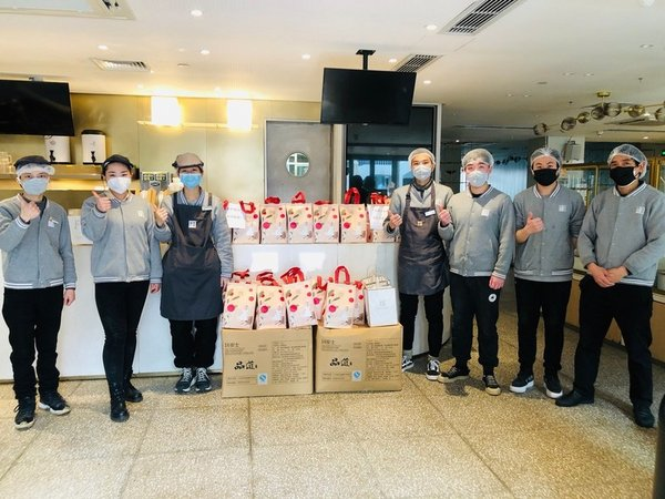 Nayuki Donating Food and Face Masks to Several Hospitals to Battle Coronavirus Outbreak and Launches Free Delivery Service for February