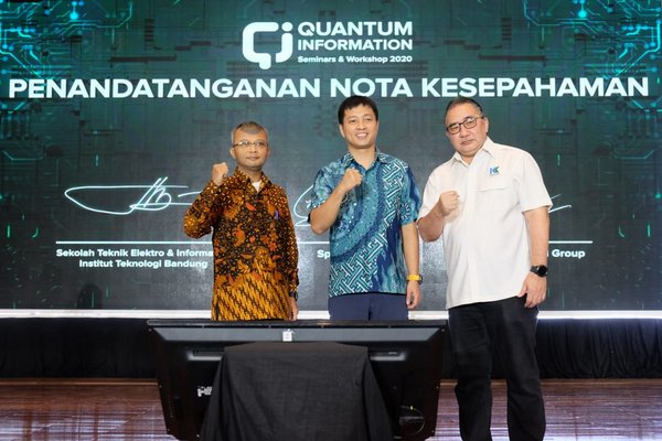SpeQtral, ITB and Kennlines Capital Group, Signs Memorandum of Understanding to Develop Quantum Secure Networks in Indonesia to thwart Eavesdroppers