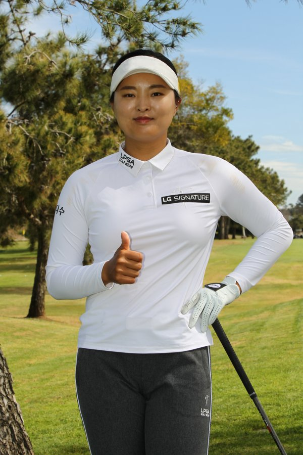 LG Signs Sponsorship deal With World's Number-one Female Golfer, Ko Jin-young