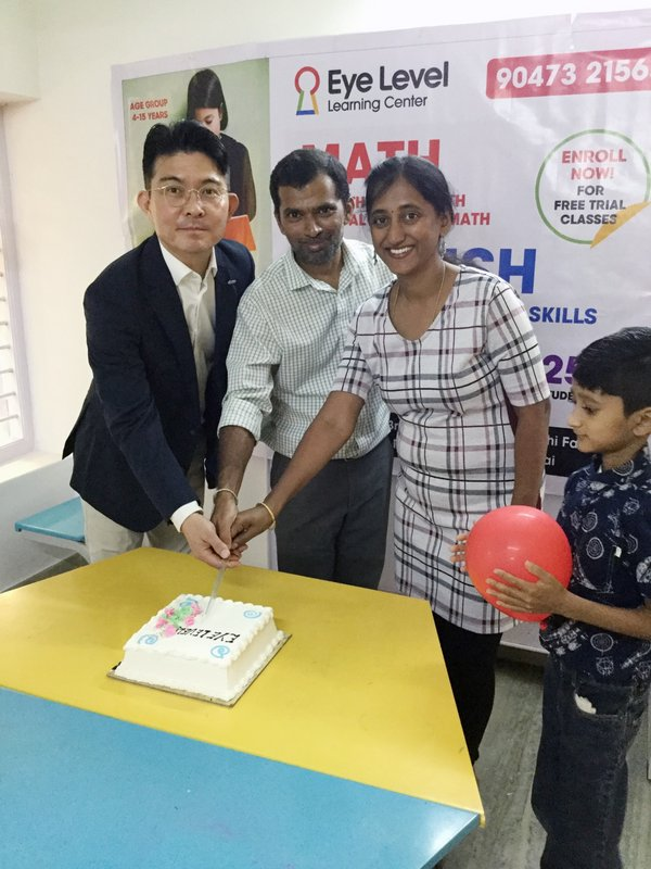 Eye Level Opens a Second Learning Centre in Madurai