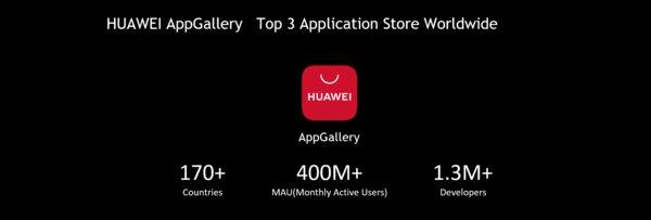 HUAWEI AppGallery: Top 3 cửa hàng ứng dụng trên toàn thế giới