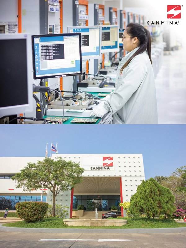 Sanmina Expands Thailand Facility; Adds Custom Microelectronics and Optical Assembly Capabilities to Support High Growth Markets