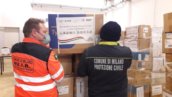 Fosun Joins Hands with Benevolent Enterprises in Urgent Donation of 45,500 Medical Protection Supplies Items to Italy