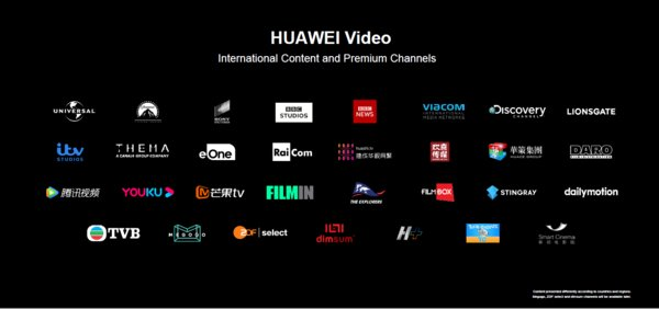 HUAWEI Video