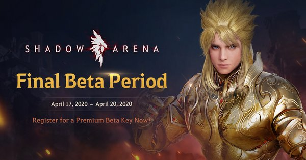 Pearl Abyss Announces Final Beta Period for Shadow Arena